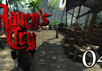 [Let's Play] Raven's Cry - 04 - Endlich karibische Sonne in Bridgetown!