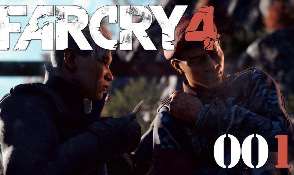 [Let's Play] Far Cry 4 - 001 - Oh, Mord und Entsetzen, oh, Trauer und Totschlag!