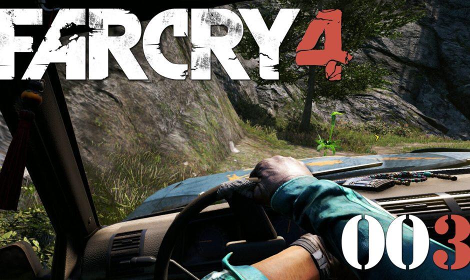 [Let's Play] Far Cry 4 - 003 - Tod eines Handlungsreisenden (Sherpas)