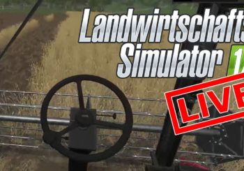[Let's Play Live] Landwirtschaftssimulator 17 - Bauer Nord und Bauer Süd starten ihr Business