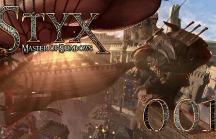 [Let's Play] Styx: Master of Shadows - 001 - Die Knollennase und der Baum