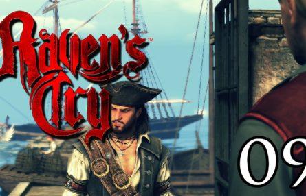 [Let's Play] Raven's Cry - 09 - Bei unfähigen Piraten hilft nur ein Kurzer