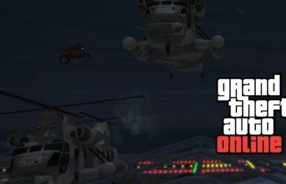 [Let's Play] GTA Online - Hinter den Kulissen geglückter Stunts