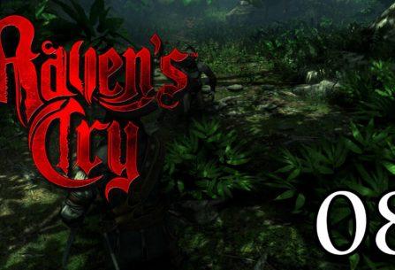 [Let's Play] Raven's Cry - 08 - Kugelhagel von links und rechts