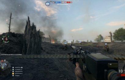 [Let's Grin] Battlefield 1 - Bunnyhopping mit Elan
