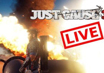 [Let's Play Live] Just Cause 3 - Oh Mord und Entsetzen, oh Trauer und Totschlag