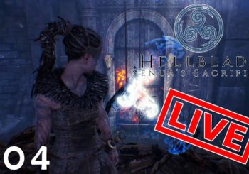 [Let's Play Live] Hellblade: Senua's Sacrifice - 004 - Eine Herausforderung für Körper und Geist