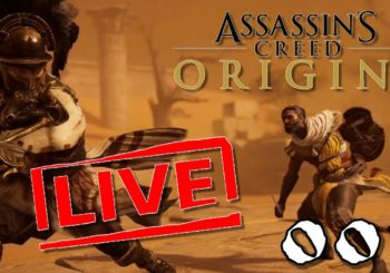 [Let's Play Live] Assassin's Creed Origins - 001 - Stumm in Ägypten