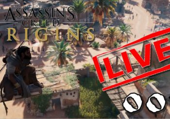 [Let's Play Live] Assassin's Creed Origins - 003 - Banditen aus der Höhle