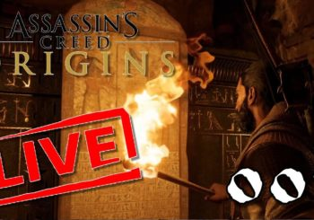 [Let's Play Live] Assassin's Creed Origins - 007 - Ein Zuhause und Versteck